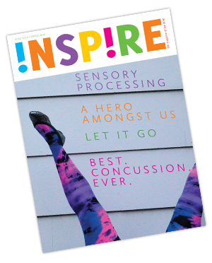 Inspire Magazine Preview